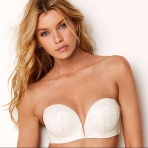 BOMBSHELL Add-2-Cups Multi-Way Push-Up Bra 34AA